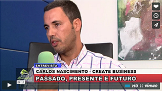 CARLOS NASCIMENTO - CREATE BUSINESS